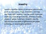j ewelry