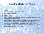 jewelry market in china1