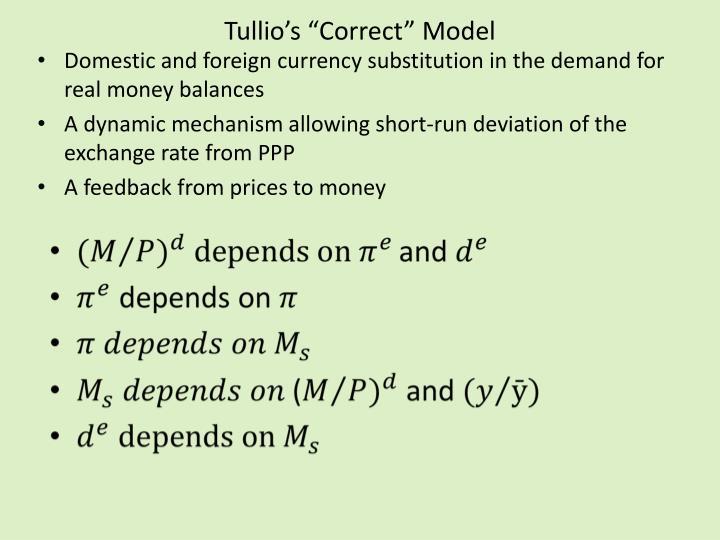 Tullio's