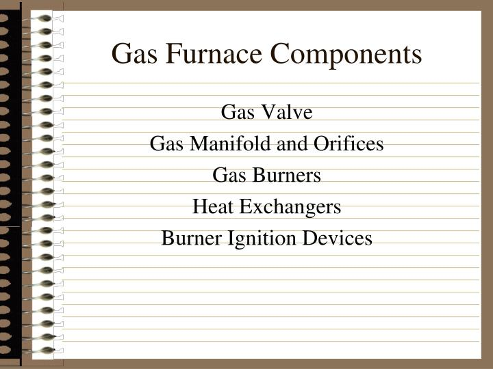 Gas Furnace Components