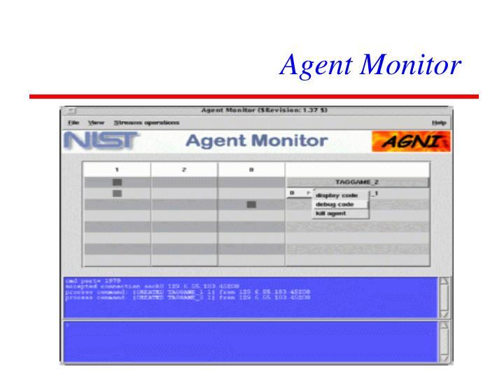 Agent Monitor