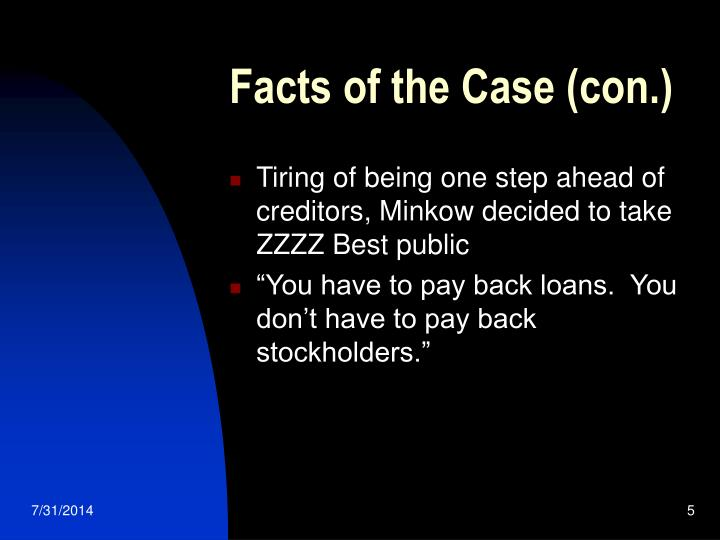 "zzzz best company fraud case study Zzzz best case study: understanding audit and review essay from the zzzz best case the video ""cooking the books"" discussed the zzzz best case of fraud."