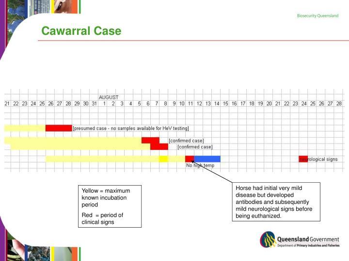 Cawarral Case