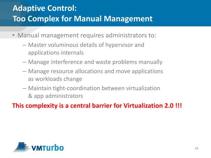 Adaptive Control: