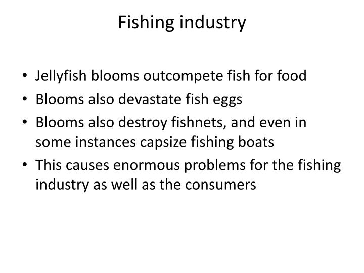 Fishing industry