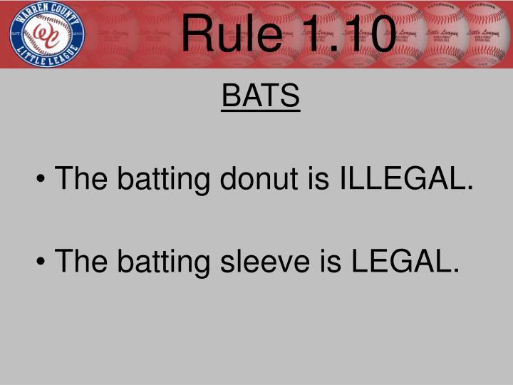 Rule 1.10