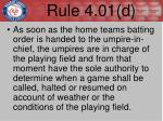 rule 4 01 d