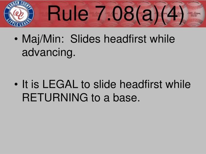 Rule 7.08(a)(4)