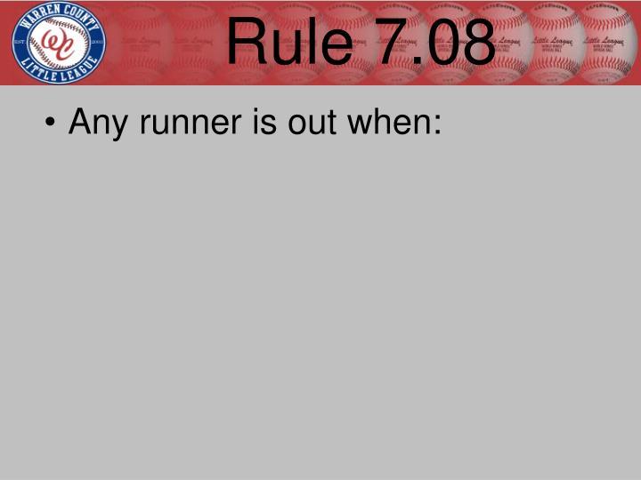 Rule 7.08