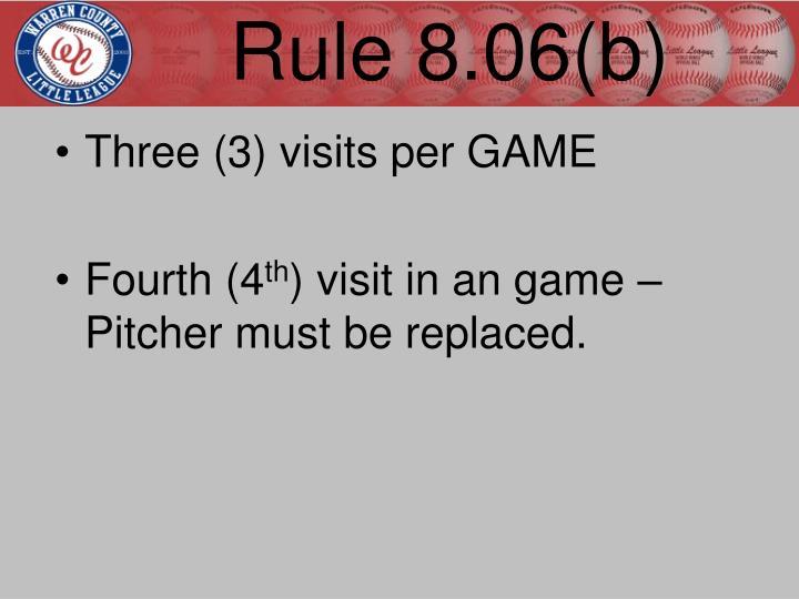 Rule 8.06(b)