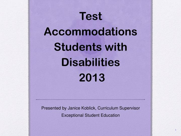 student with disabilities cst essay What kind of questions are on the exam and is there an essay the nys cst for students with disabilities money on a student loan because they.