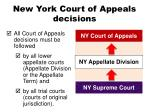 new york court of appeals decisions1