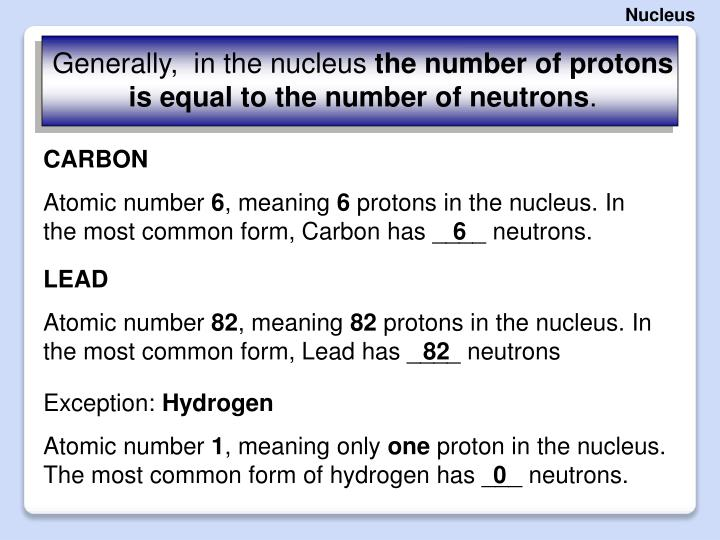 Nucleus