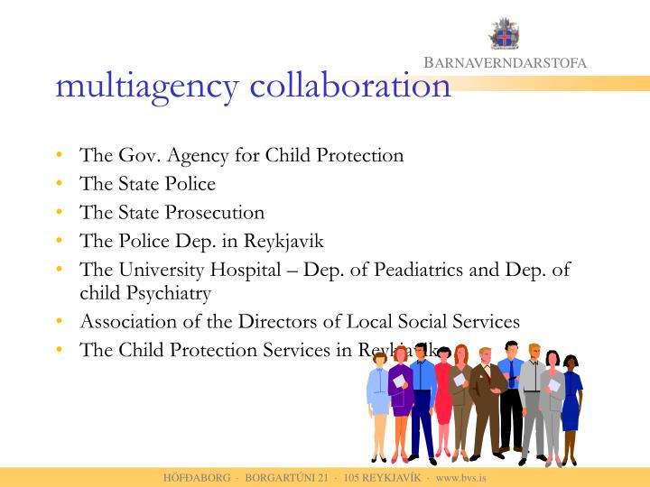 multiagency collaboration