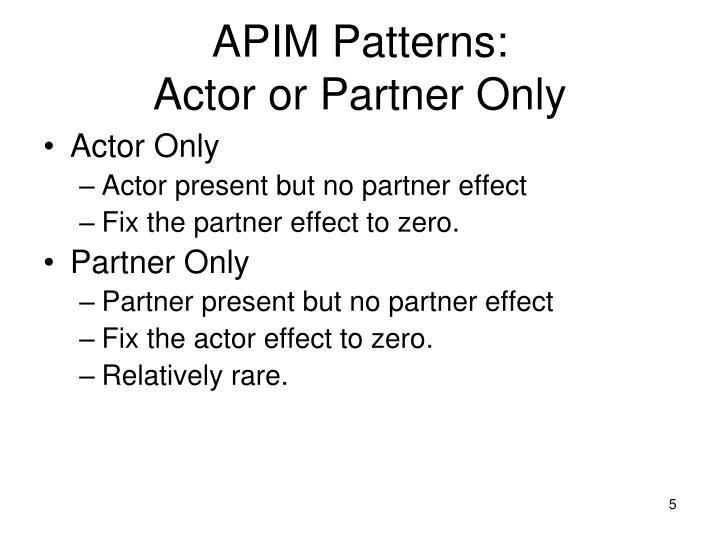APIM Patterns: