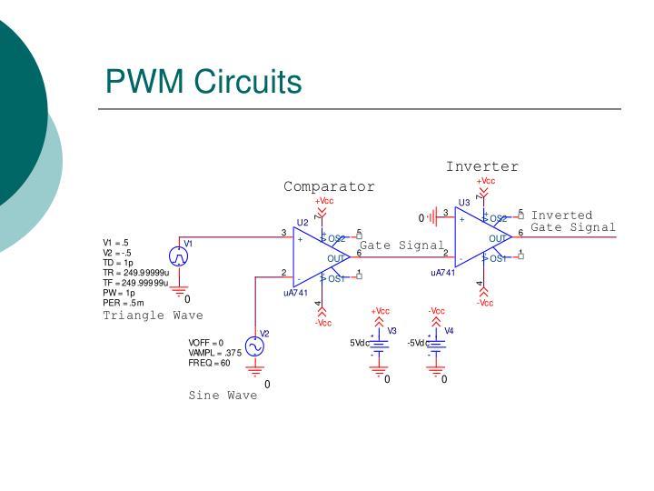 PWM Circuits