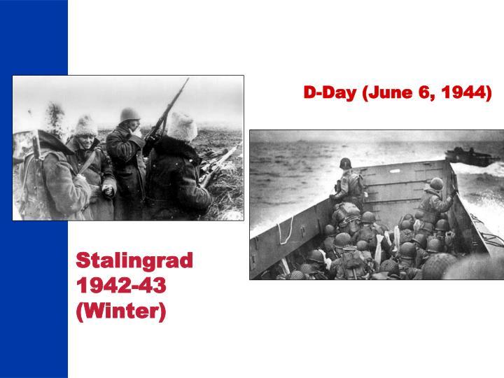 Stalingrad 1942-43 (Winter)