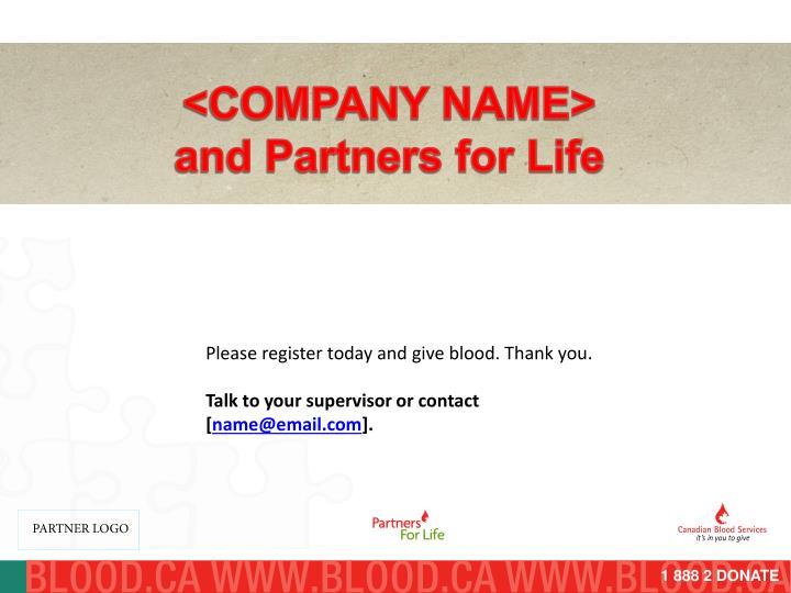 <COMPANY NAME>