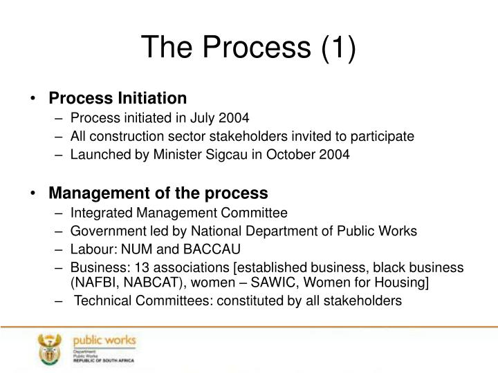 The Process (1)