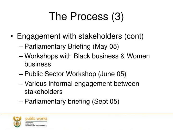 The Process (3)