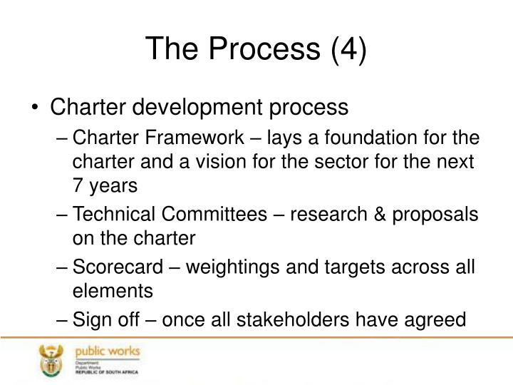 The Process (4)