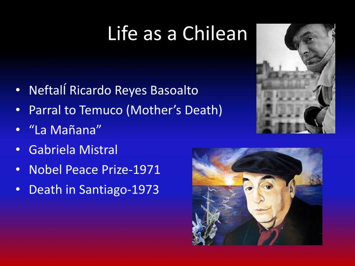 Life as a Chilean