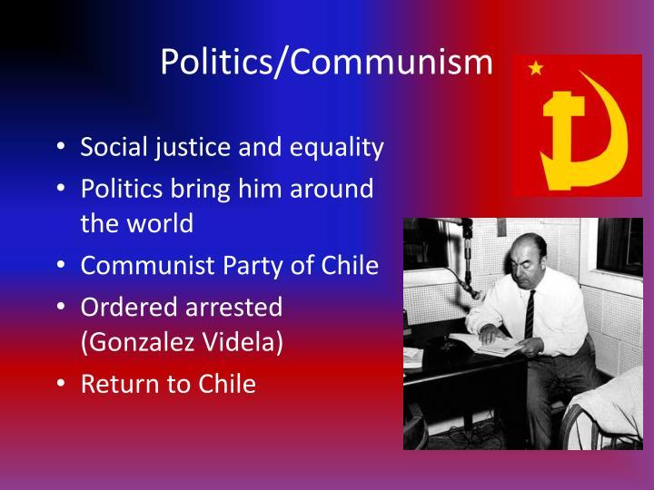 Politics/Communism