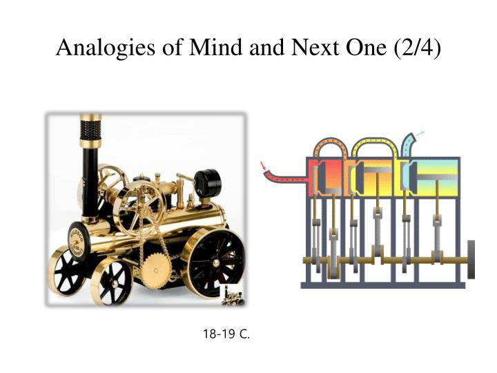 Analogies of Mind and Next One (2/4)