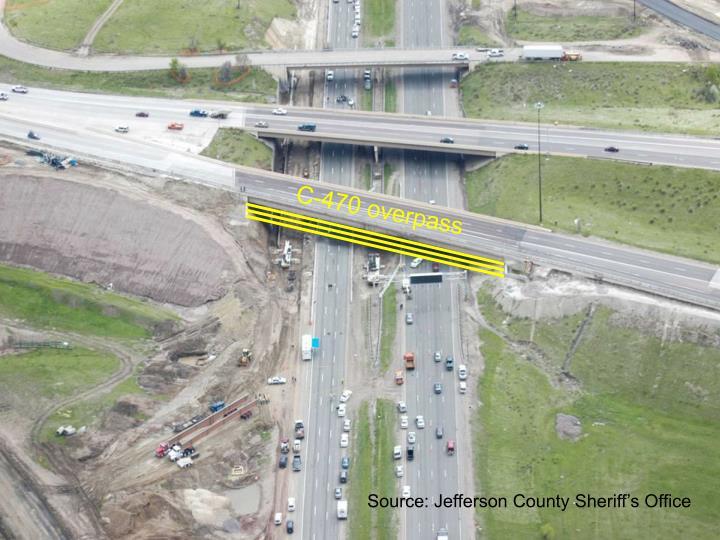 C-470 overpass
