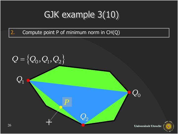 GJK example 3(10)