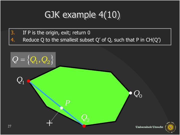 GJK example 4(10)