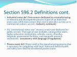 section 596 2 definitions cont
