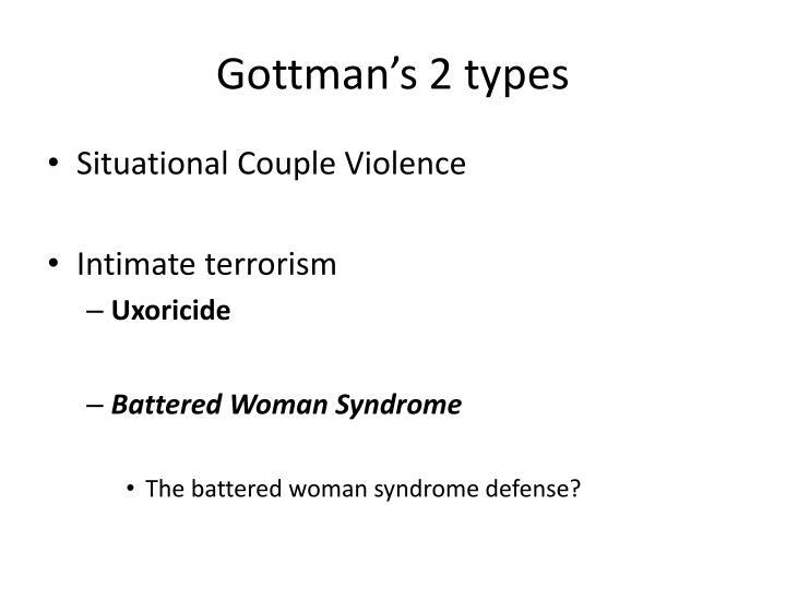 Gottman's