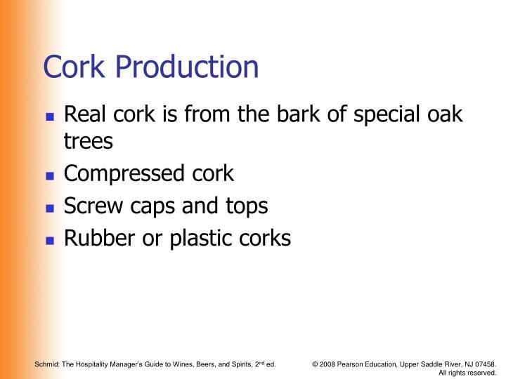 Cork Production