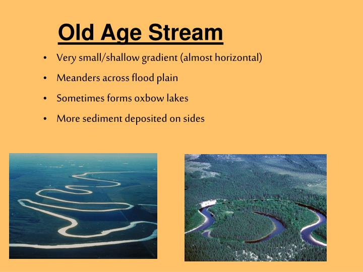 Old Age Stream