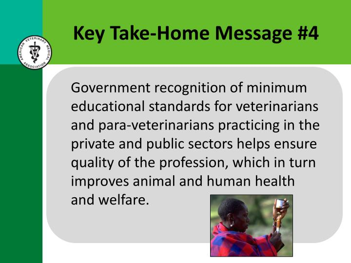 Key Take-Home Message #4