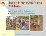 brothers in prayer 2013 agenda24