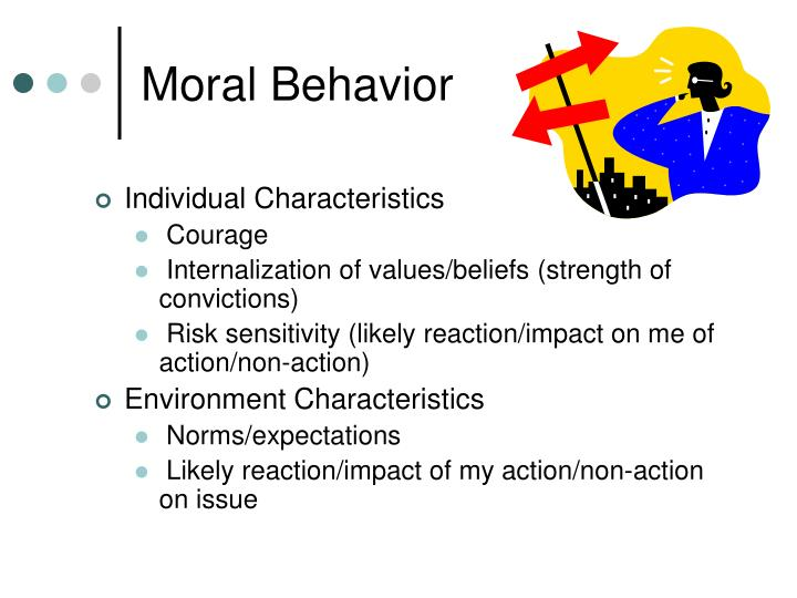 Moral Behavior