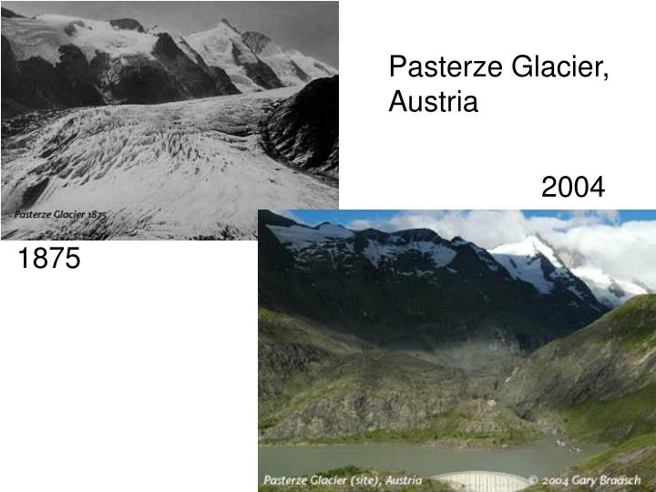Pasterze Glacier,