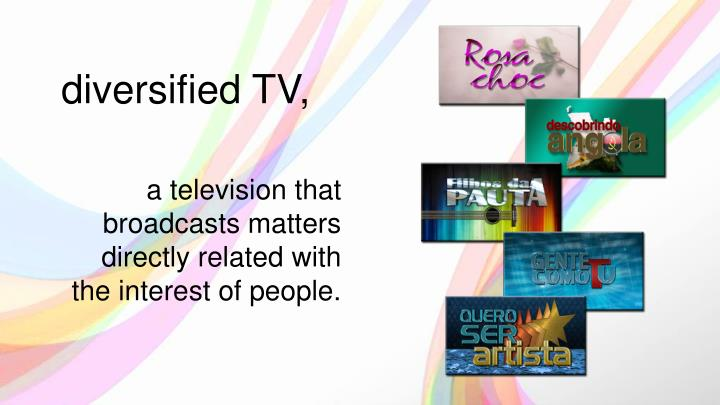 diversified TV