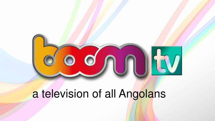 a television of all Angolans