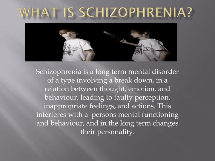 prevalence of inappropriate behavior with schizophrenia What is the prevalence of schizophrenia in men verses women and flattening or inappropriate emotions their disorganized behavior may disrupt normal.