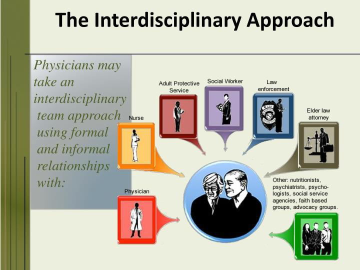 The Interdisciplinary Approach