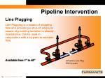 pipeline intervention2