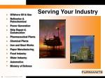 serving your industry