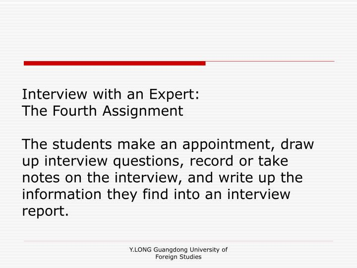 Interview with an Expert: