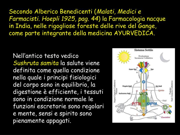Secondo Alberico Benedicenti (