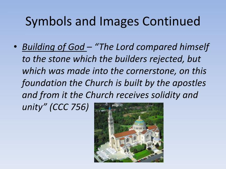 Symbols and Images Continued
