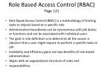 role based access control rbac page 121