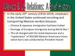 mexico us relations a brief history2